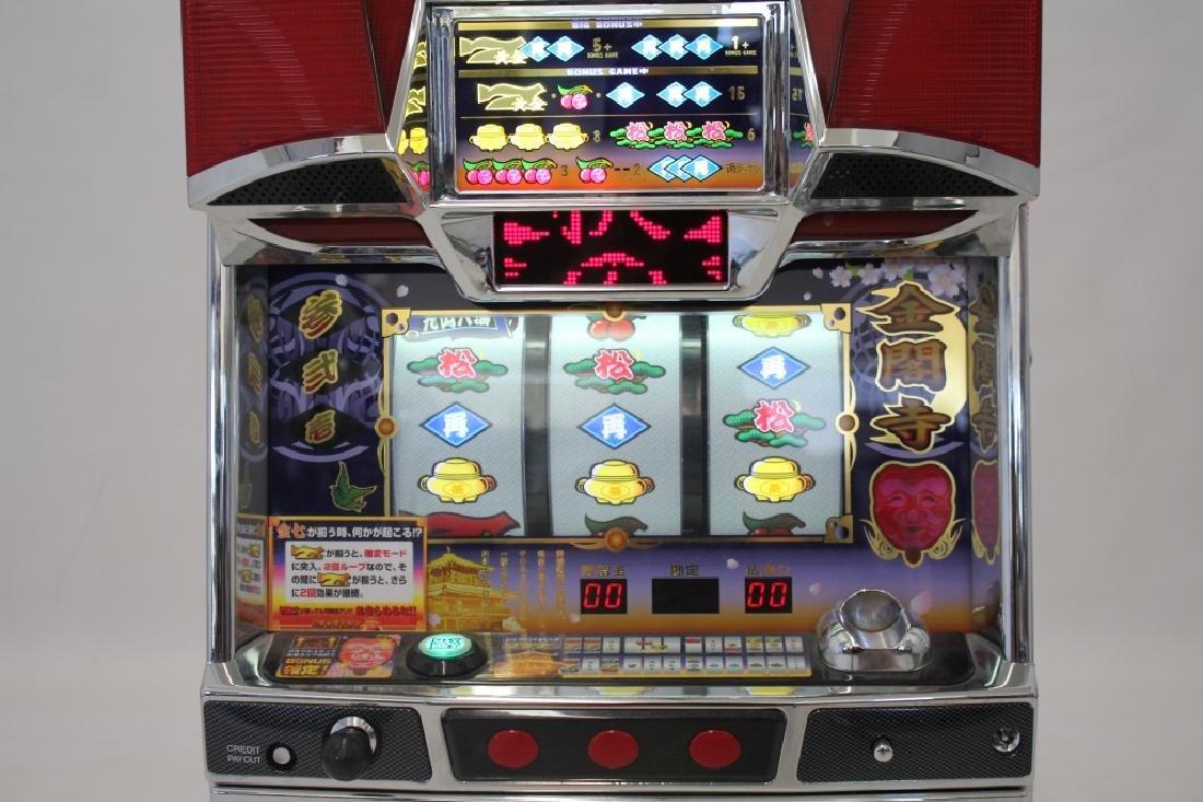 Takasago Token Slot Machine - 7