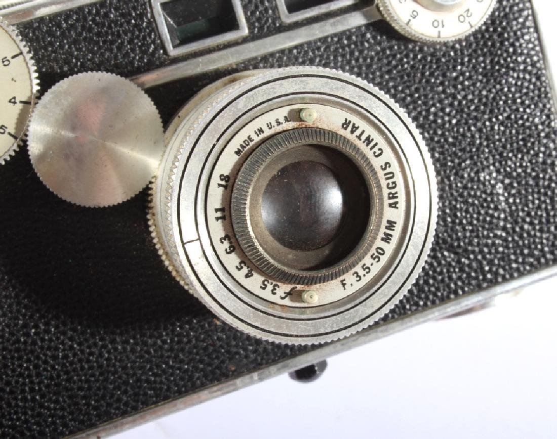 Vintage Camera Collection - Kodak, Certo, Argus - 3