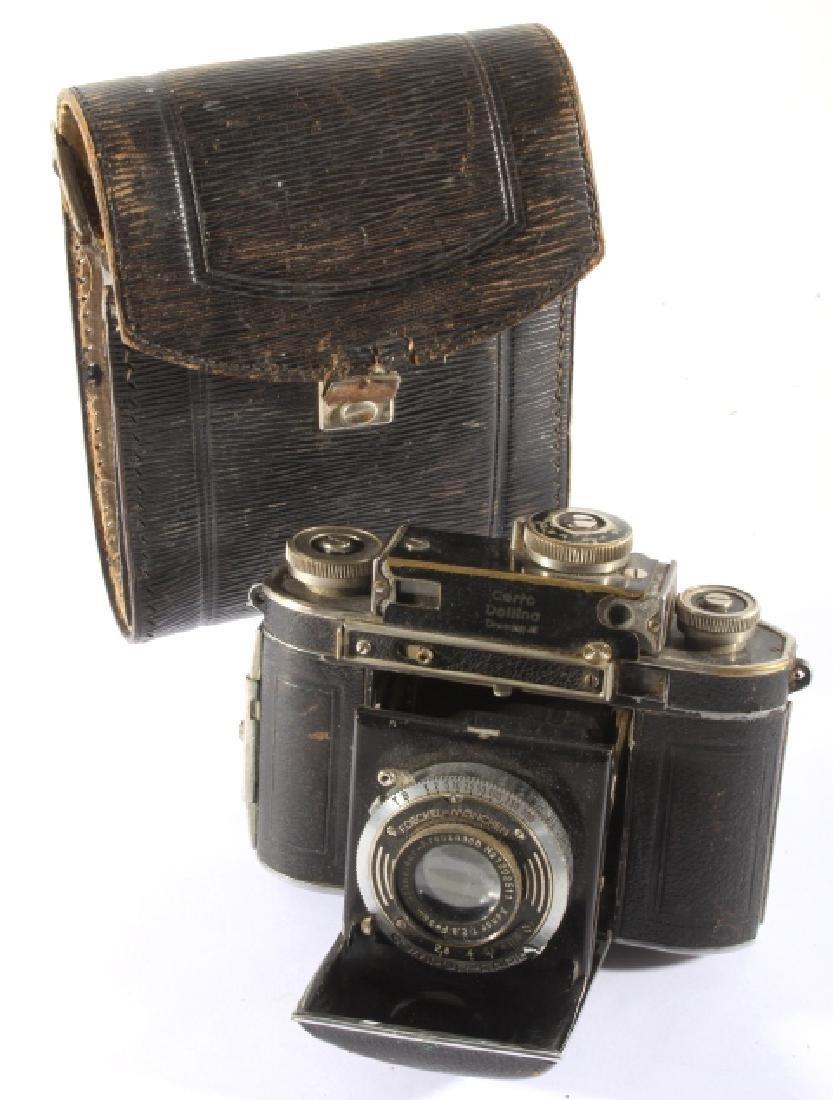 Vintage Camera Collection - Kodak, Certo, Argus - 5
