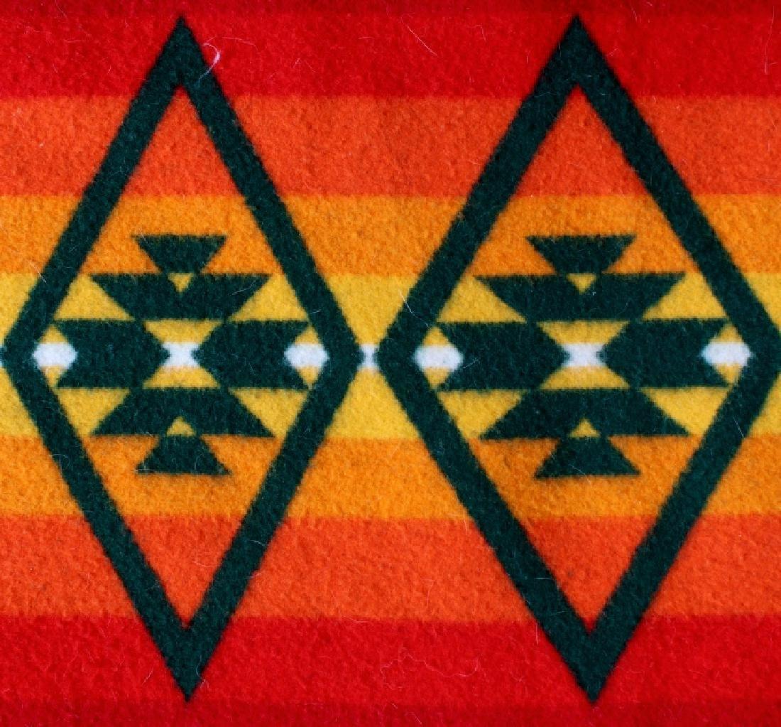 Pendleton Beaver State Two Sided Wool Blanket - 3