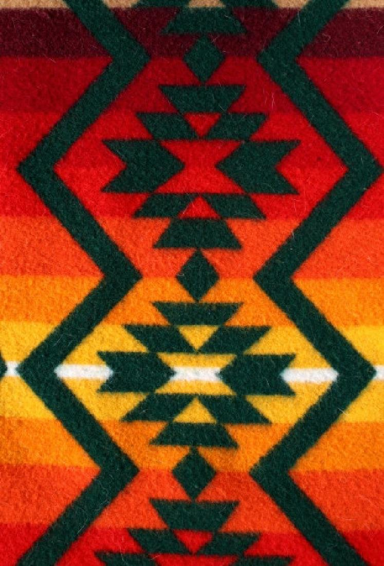 Pendleton Beaver State Two Sided Wool Blanket - 4