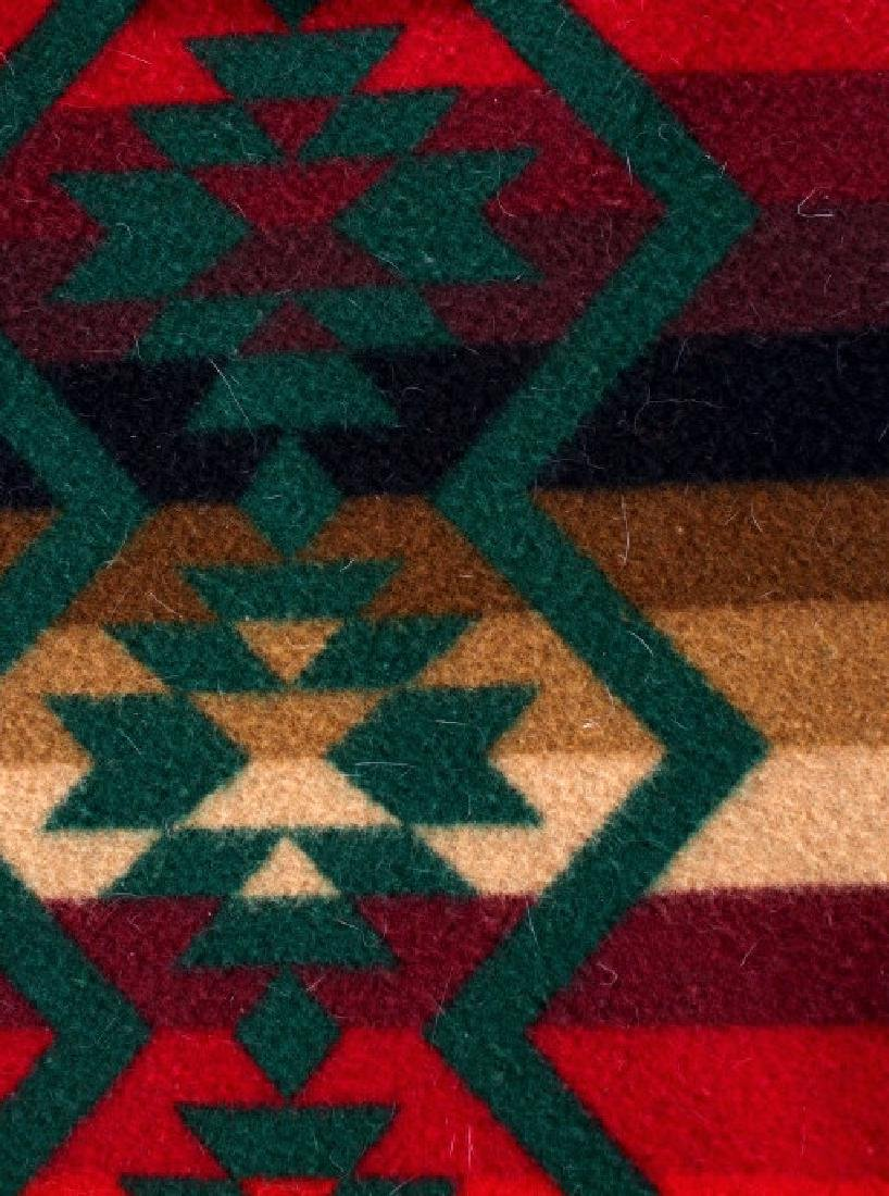 Pendleton Beaver State Two Sided Wool Blanket - 5