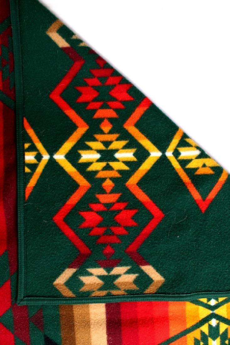 Pendleton Beaver State Two Sided Wool Blanket - 6