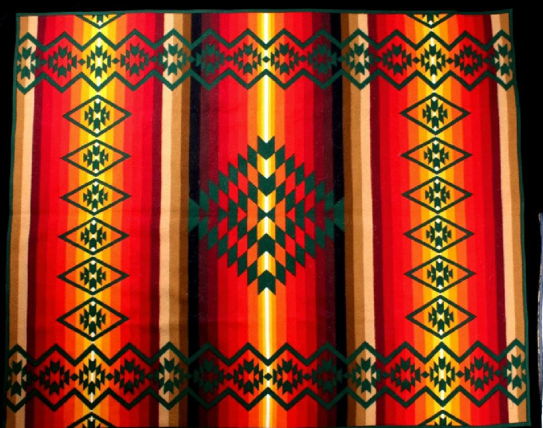 Pendleton Beaver State Two Sided Wool Blanket - 8