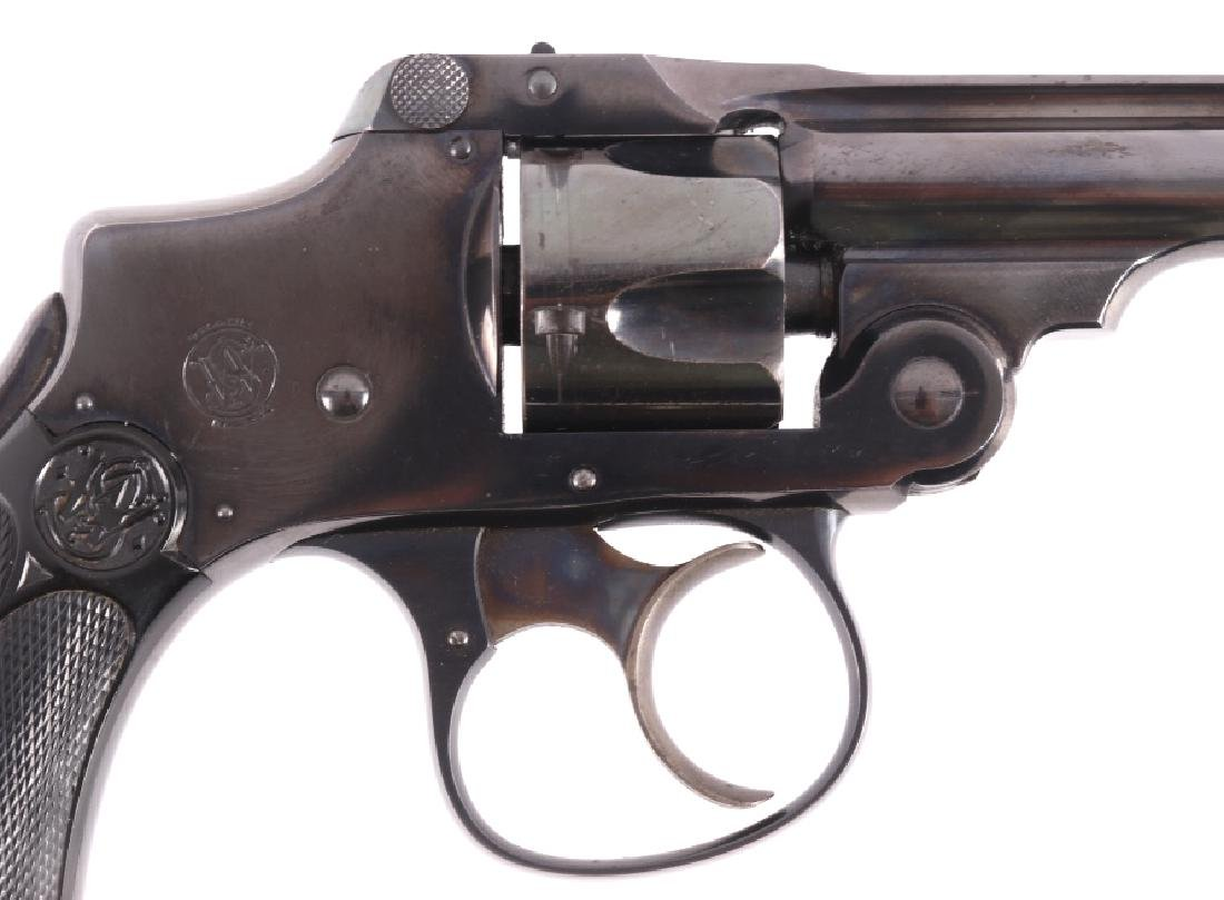 Smith & Wesson .32 Safety Hammerless Revolver - 7