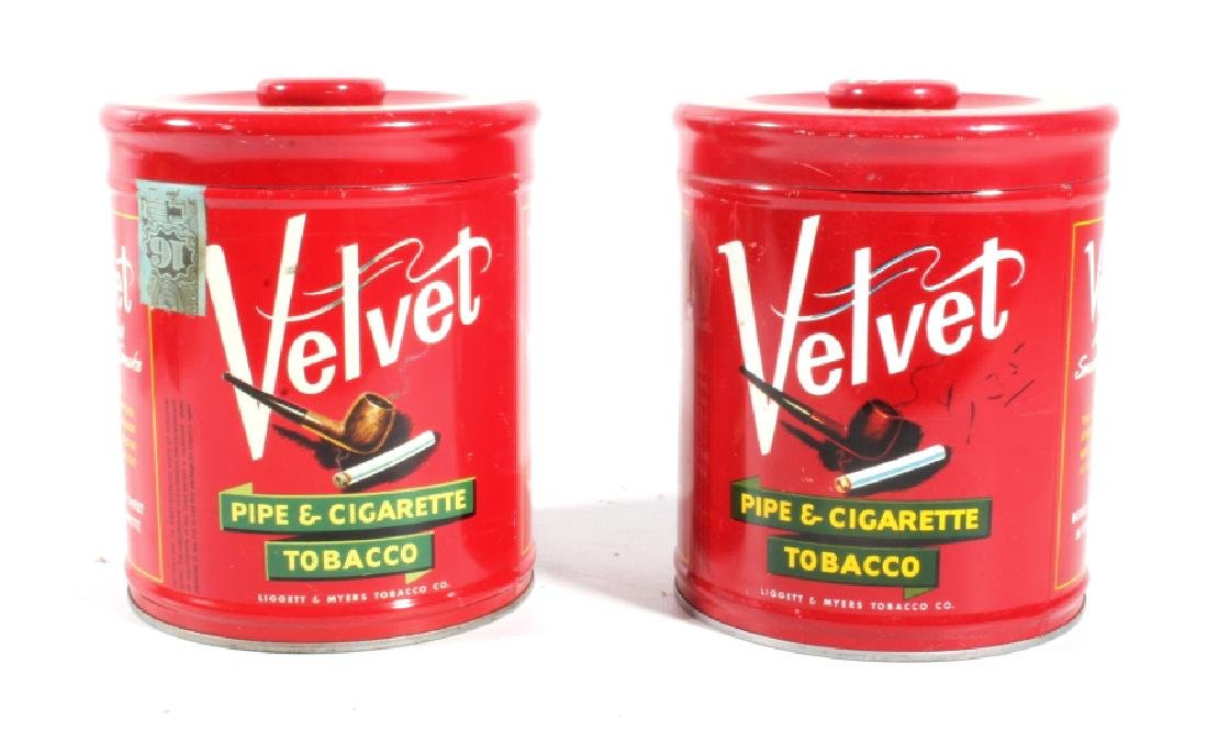 Collection of Assorted Tobacco Tins - 2
