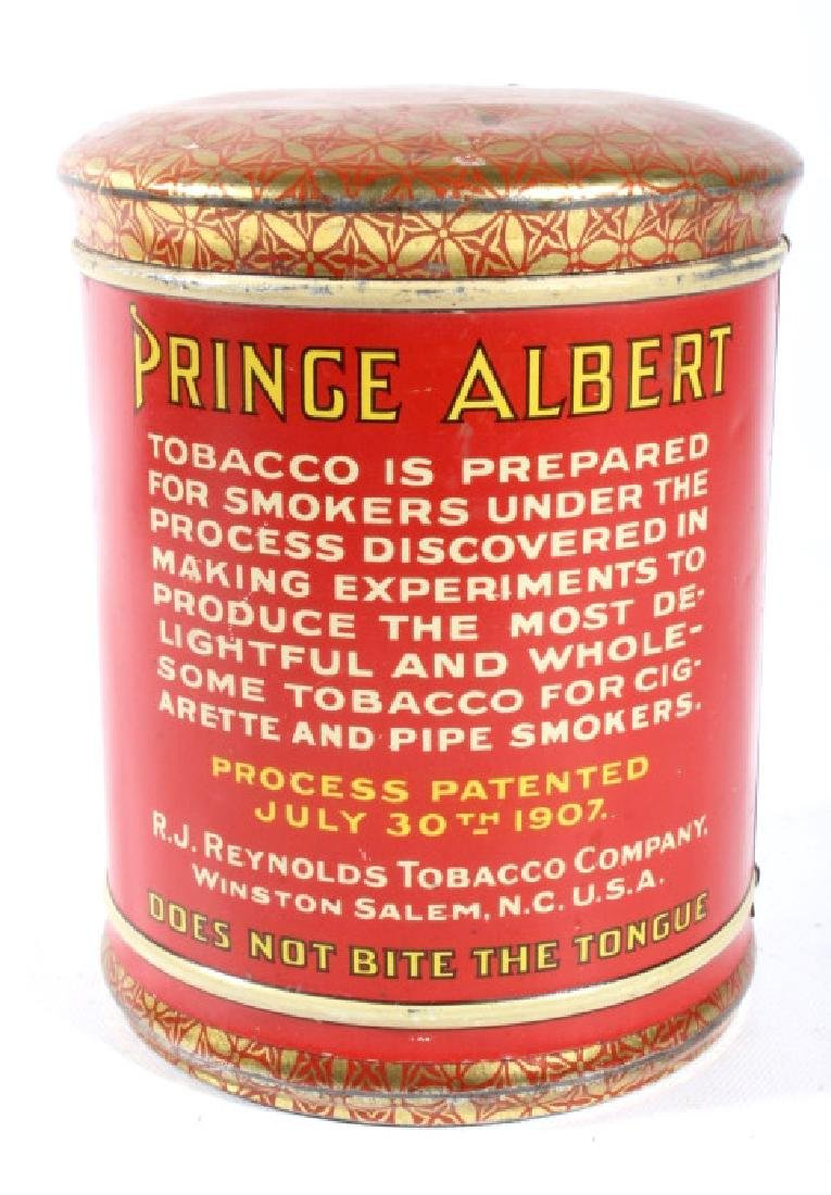 Collection of Assorted Tobacco Tins - 5