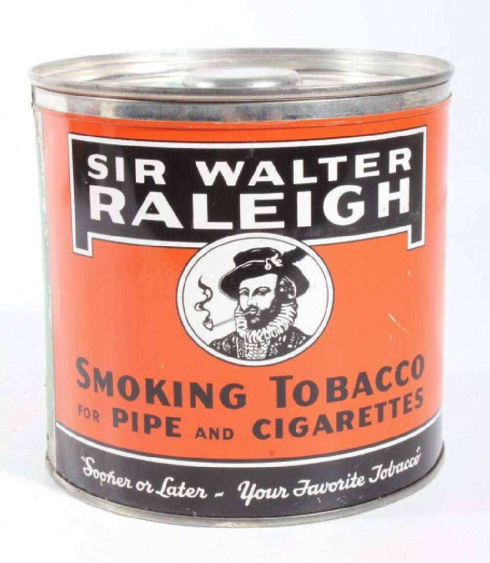 Collection of Assorted Tobacco Tins - 8
