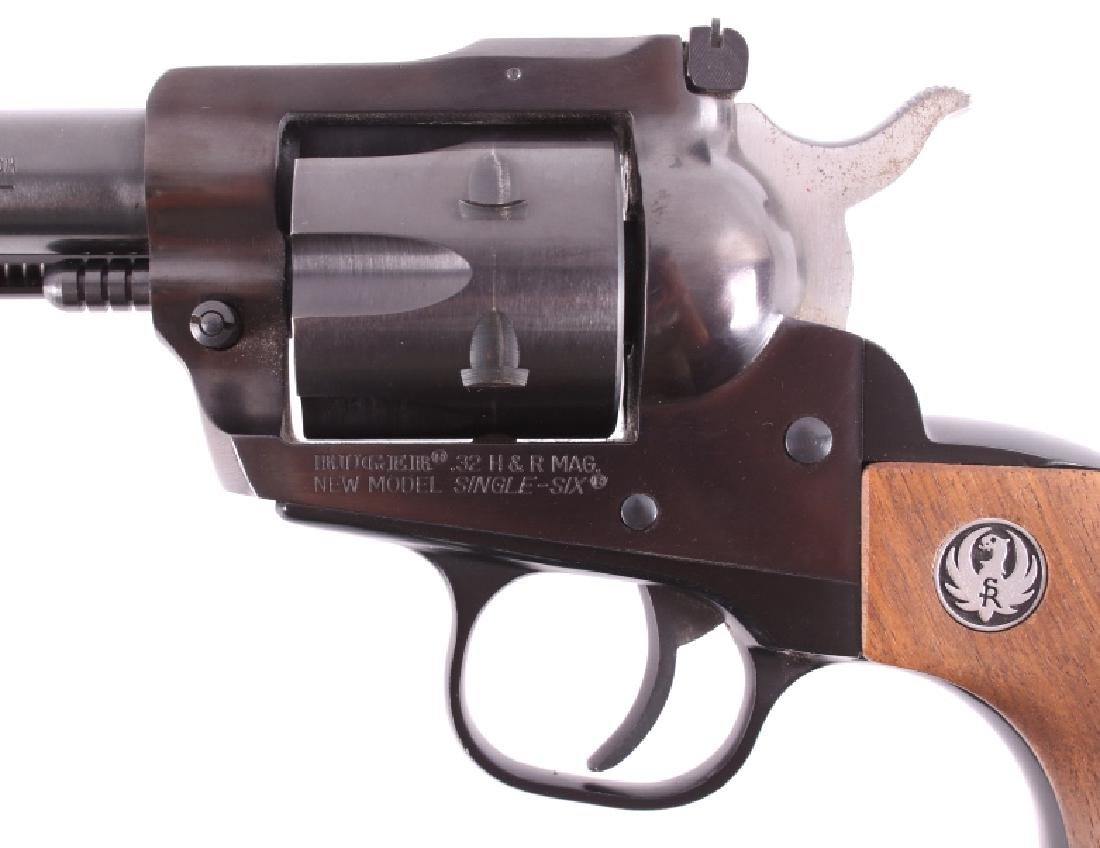 Ruger New Model Single Six .32 H&R Mag Revolver - 4