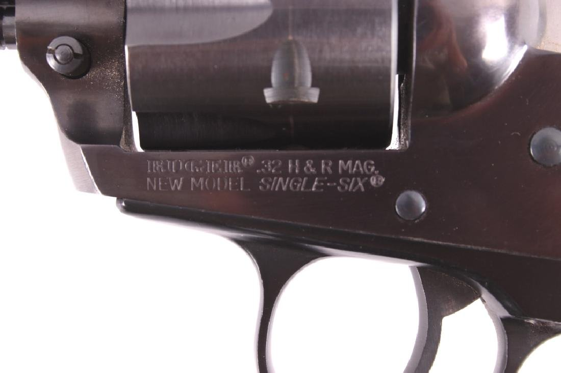 Ruger New Model Single Six .32 H&R Mag Revolver - 6