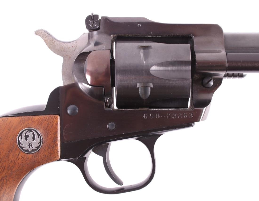 Ruger New Model Single Six .32 H&R Mag Revolver - 9