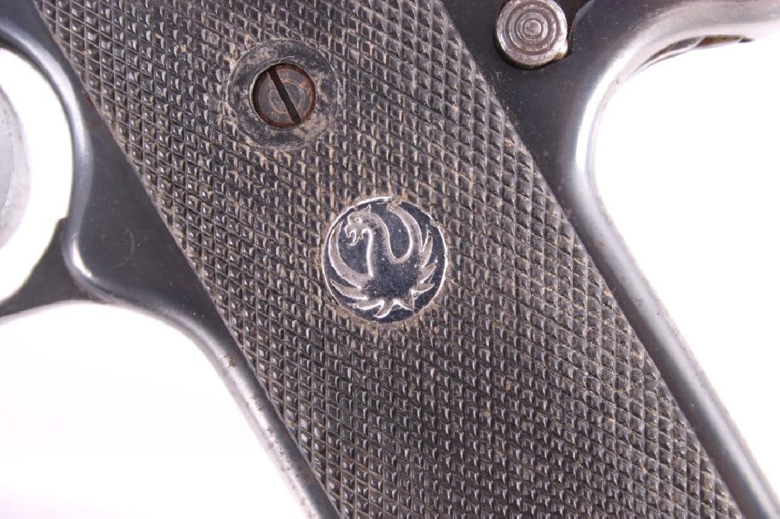 Sturm, Ruger & Co Mark I .22 LR Pistol 1958 - 10