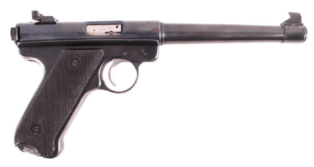 Sturm, Ruger & Co Mark I .22 LR Pistol 1958