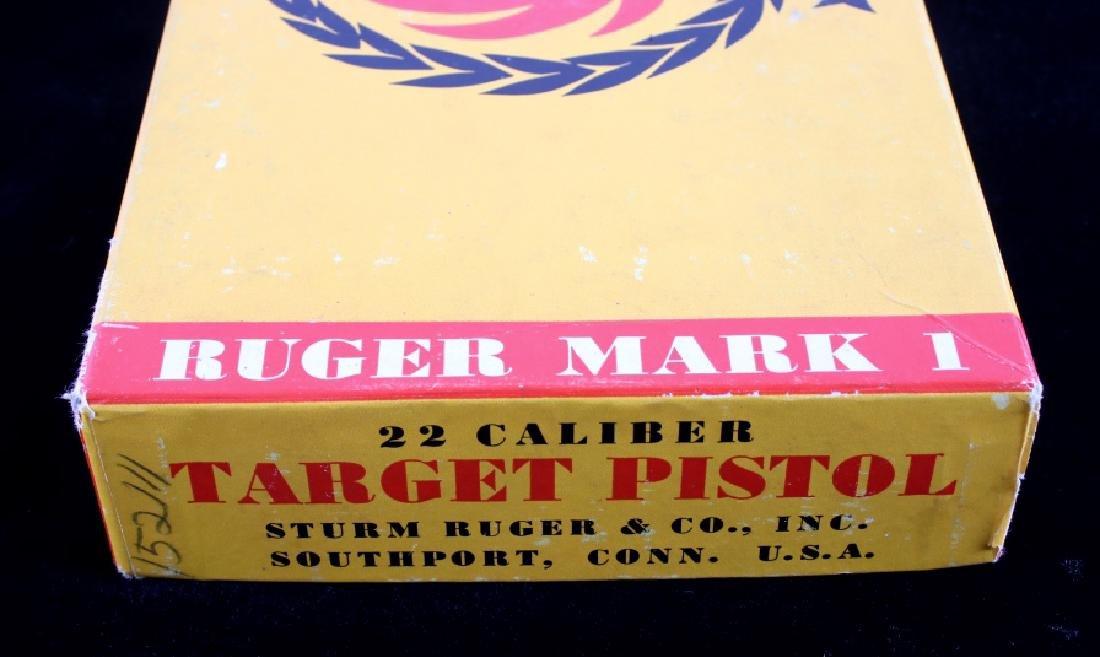 Sturm, Ruger & Co Mark I .22 LR Pistol 1958 - 3