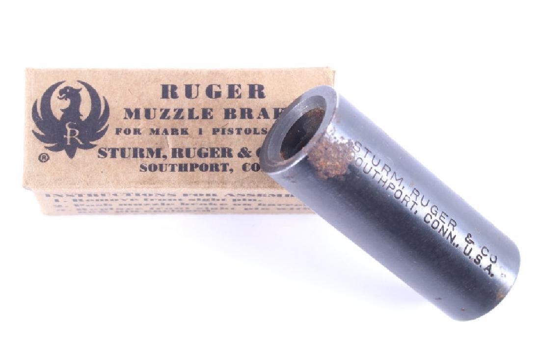 Sturm, Ruger & Co Mark I .22 LR Pistol 1958 - 4
