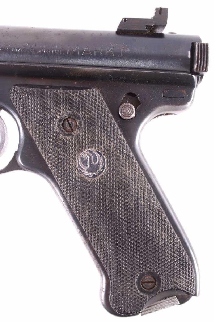 Sturm, Ruger & Co Mark I .22 LR Pistol 1958 - 6
