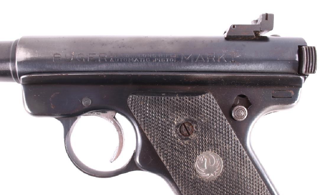 Sturm, Ruger & Co Mark I .22 LR Pistol 1958 - 7