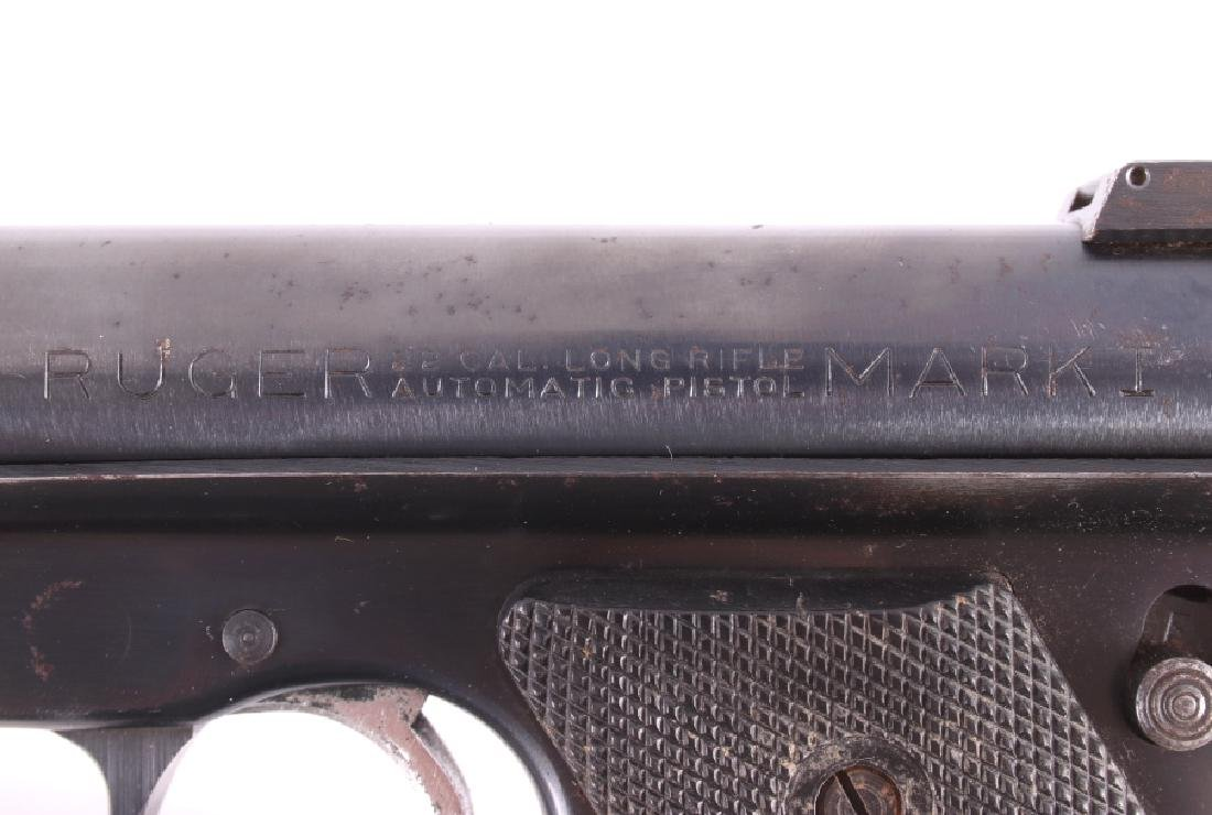 Sturm, Ruger & Co Mark I .22 LR Pistol 1958 - 9