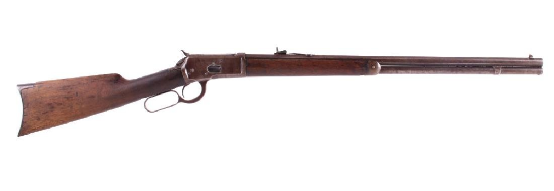 Winchester Model 1892 .38-40 Lever Action Rifle