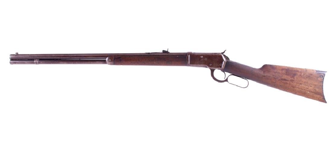 Winchester Model 1892 .38-40 Lever Action Rifle - 2