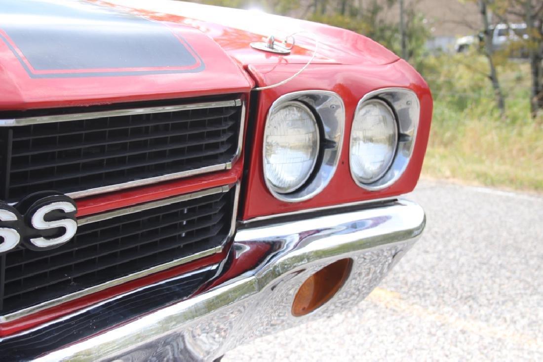 1972 Chevrolet El Camino SS w/ 454 V8 (500HP+) - 10
