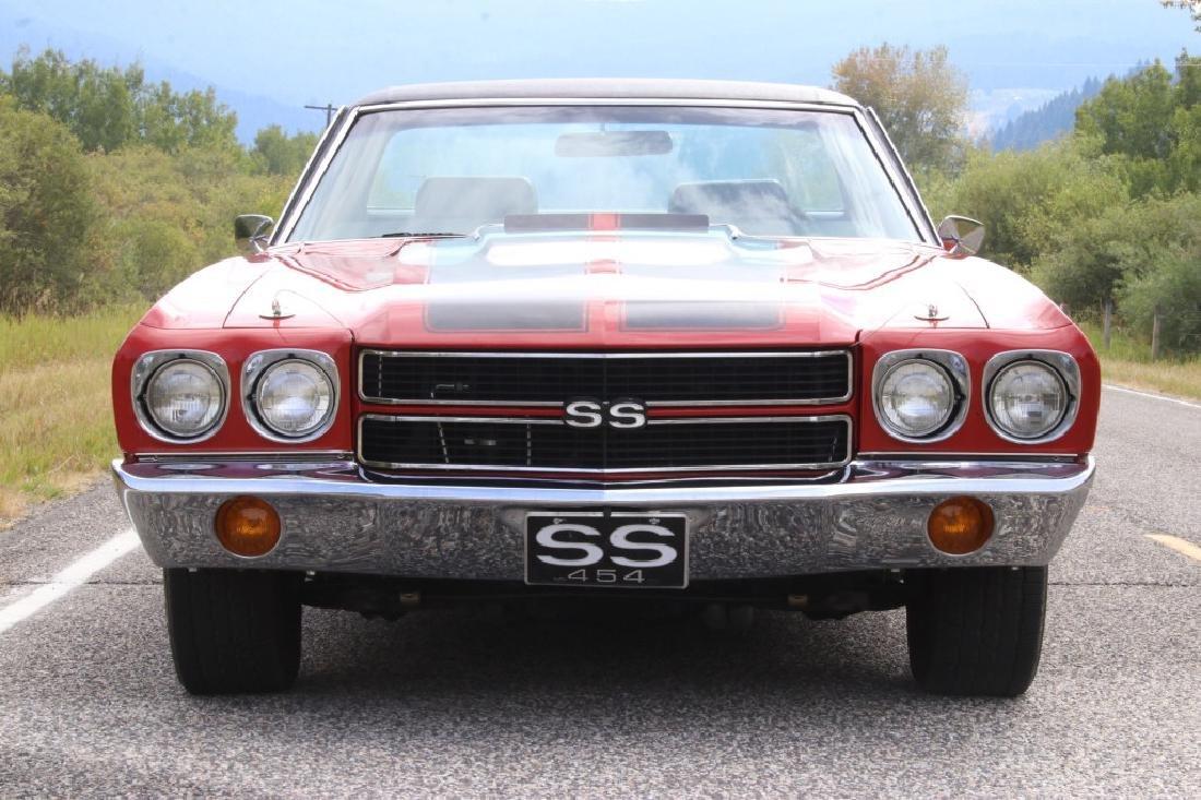 1972 Chevrolet El Camino SS w/ 454 V8 (500HP+) - 3
