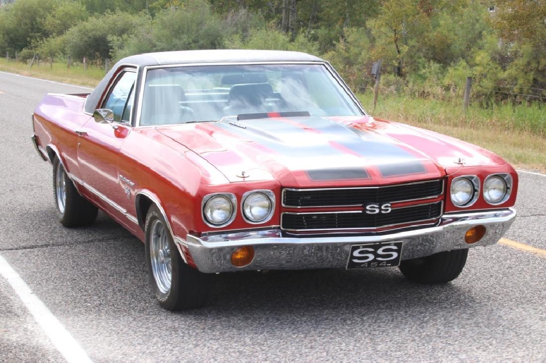1972 Chevrolet El Camino SS w/ 454 V8 (500HP+) - 5
