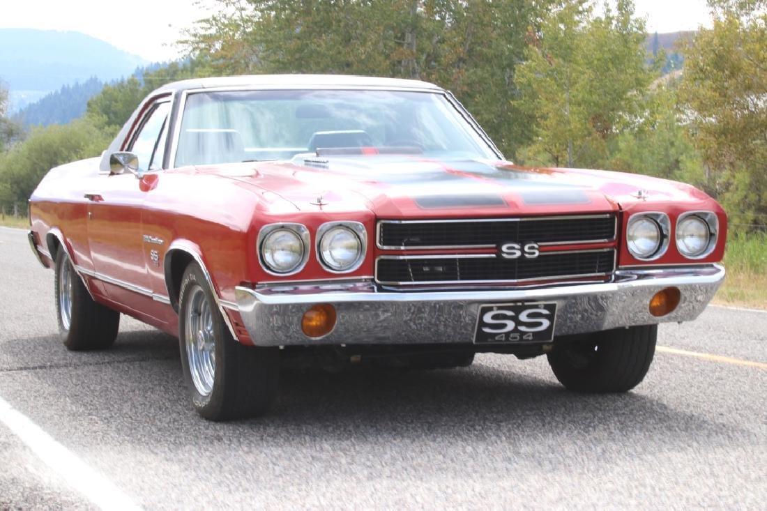 1972 Chevrolet El Camino SS w/ 454 V8 (500HP+) - 6