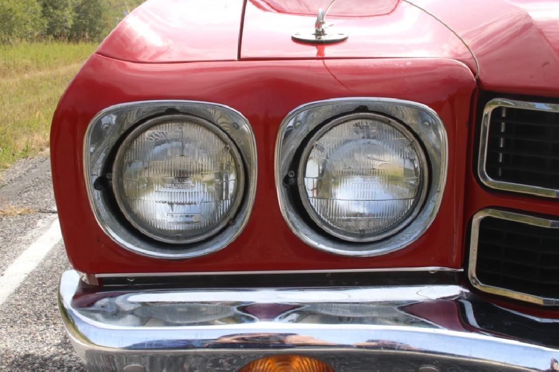 1972 Chevrolet El Camino SS w/ 454 V8 (500HP+) - 7