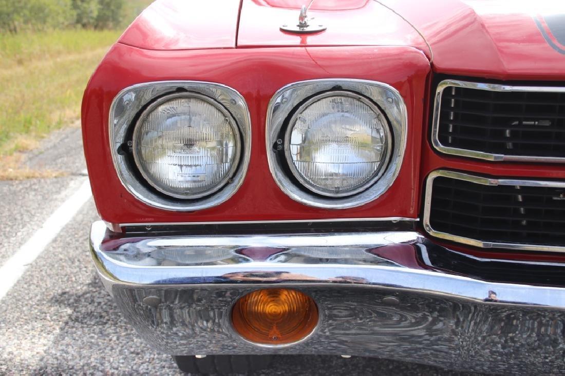 1972 Chevrolet El Camino SS w/ 454 V8 (500HP+) - 9