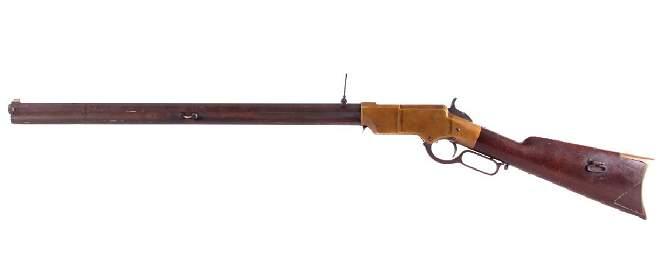 Civil War Henry M1860 .44 RF Lever Action Rifle