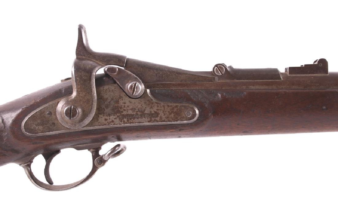 U.S. Springfield Model 1866 .50-70 Caliber Rifle - 8