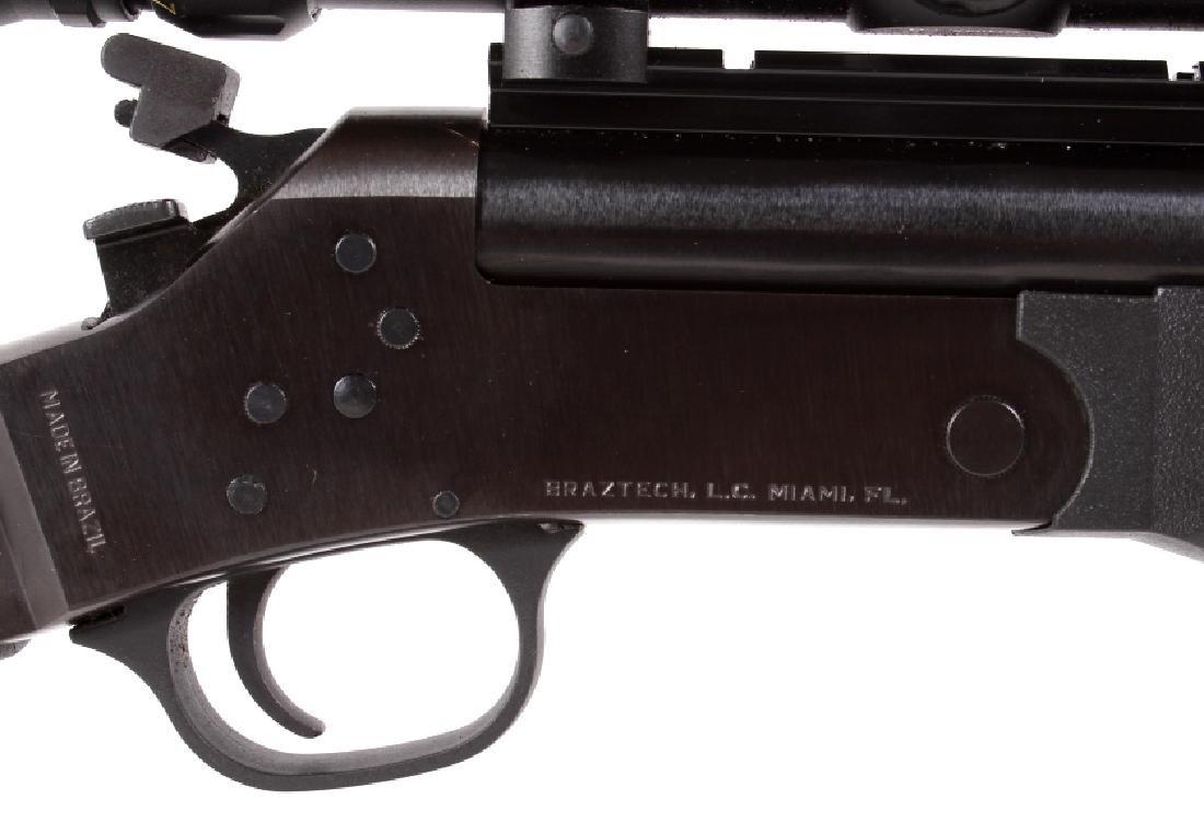 Rossi 243 Win Single Shot Break Action Rifle - 9