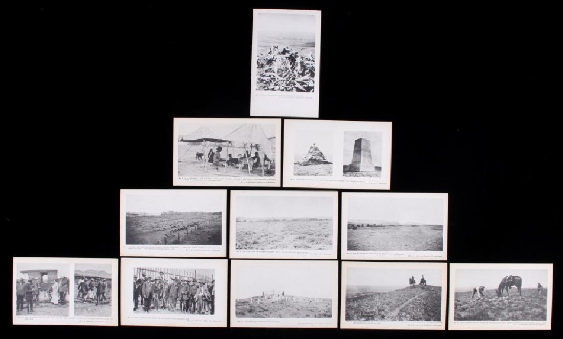L.A. Huffman 1926 Series Postcards APPX.3185 Cards