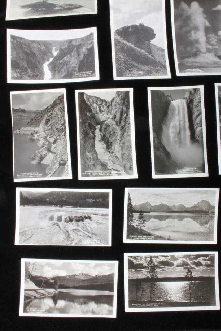 Black and White Photos of Historic Yellowstone - 5