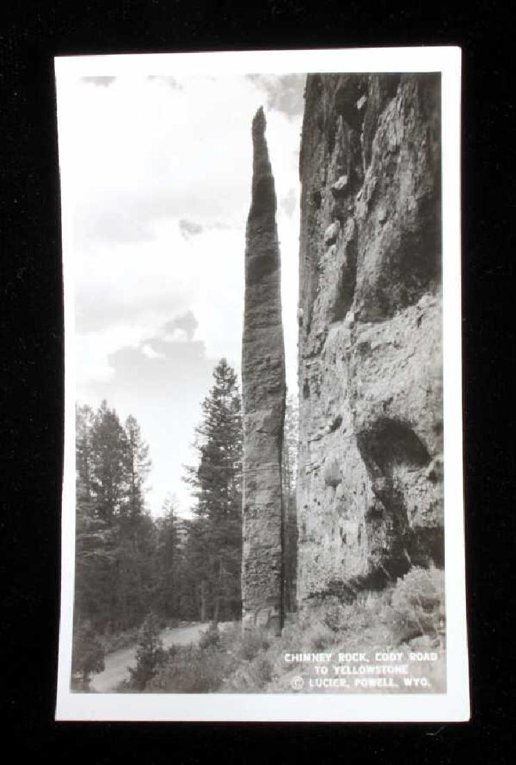 Black and White Photos of Historic Yellowstone - 8