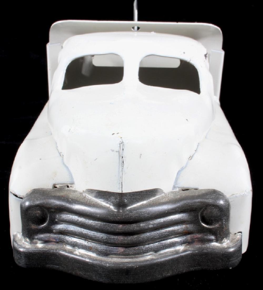 Buddy L Super Market Delivery Pressed Steel Truck - 5