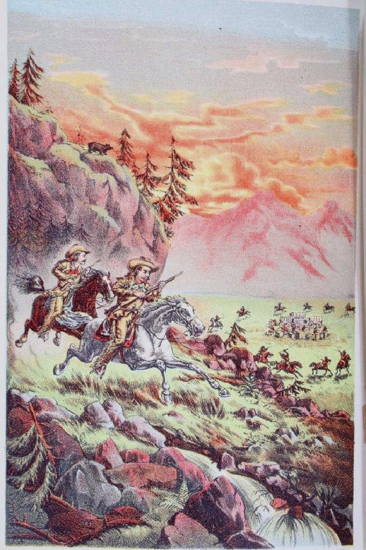 Story of the Wild West by Buffalo Bill 1st Edition - 5