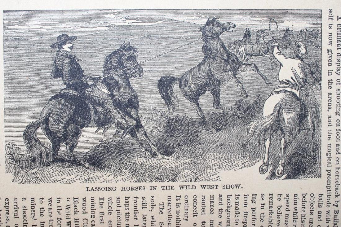 Story of the Wild West by Buffalo Bill 1st Edition - 9