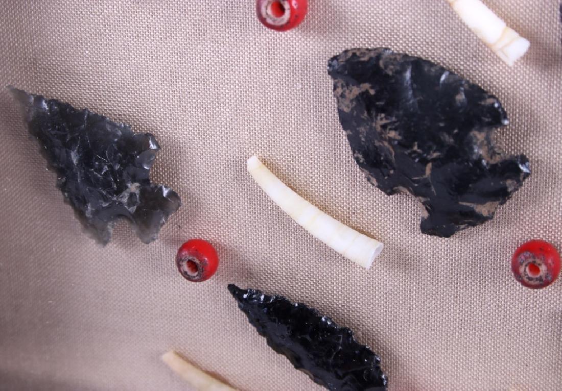 Native American Arrowhead Artifact Collection - 6