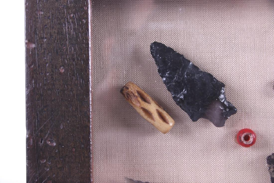 Native American Arrowhead Artifact Collection - 7