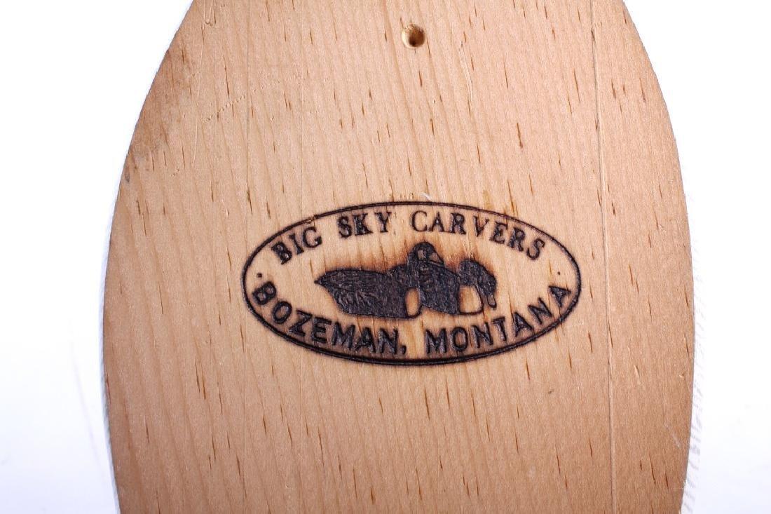 Big Sky Carvers Pintail Montana Duck Decoy - 9