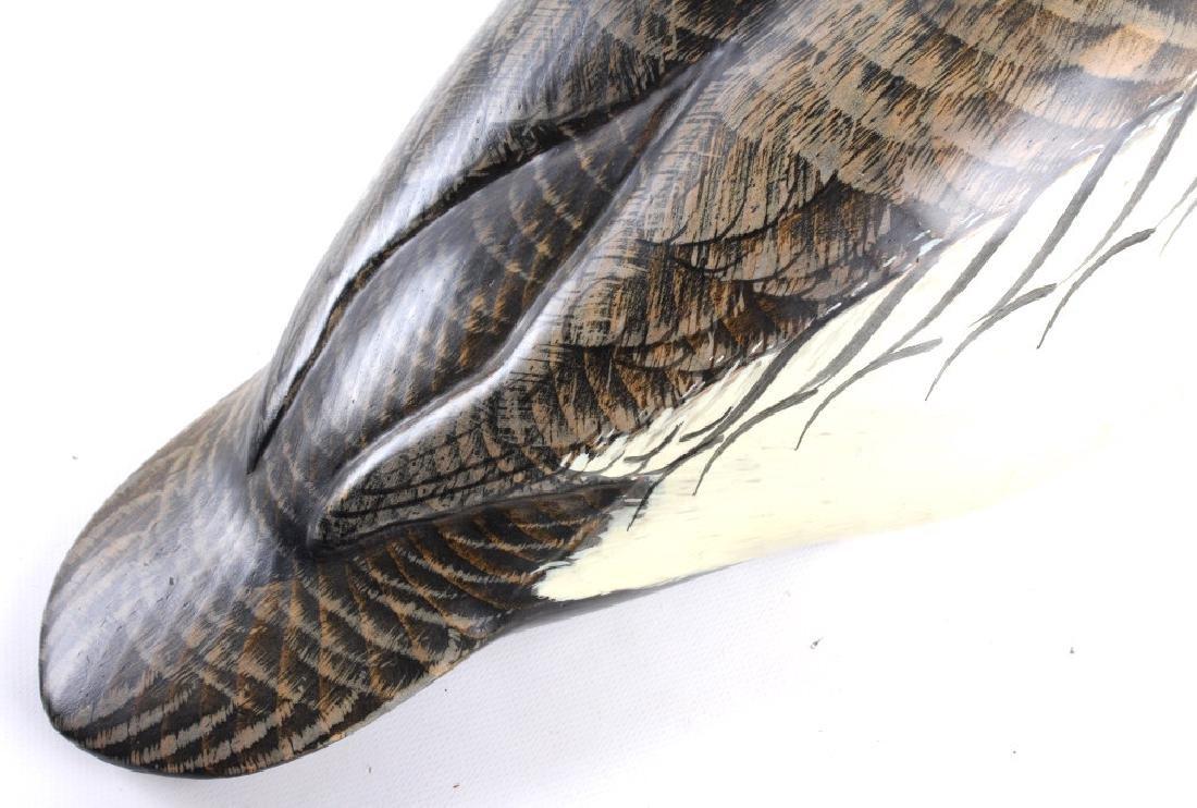 Montana Big Sky Carvers Golden Eye Wood Duck Decoy - 8