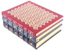 Easton Press Jack London Book Collection