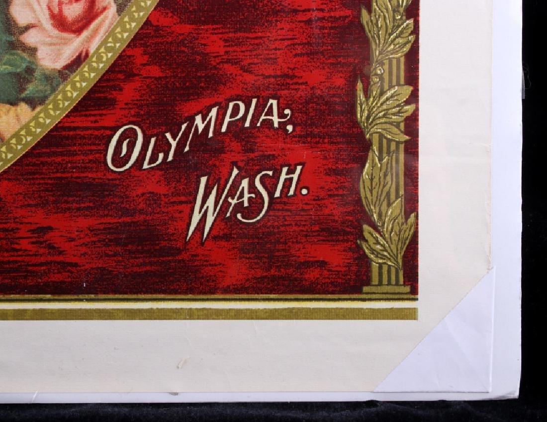 Vintage Olympia Beer Advertising Posters c. 1970's - 5
