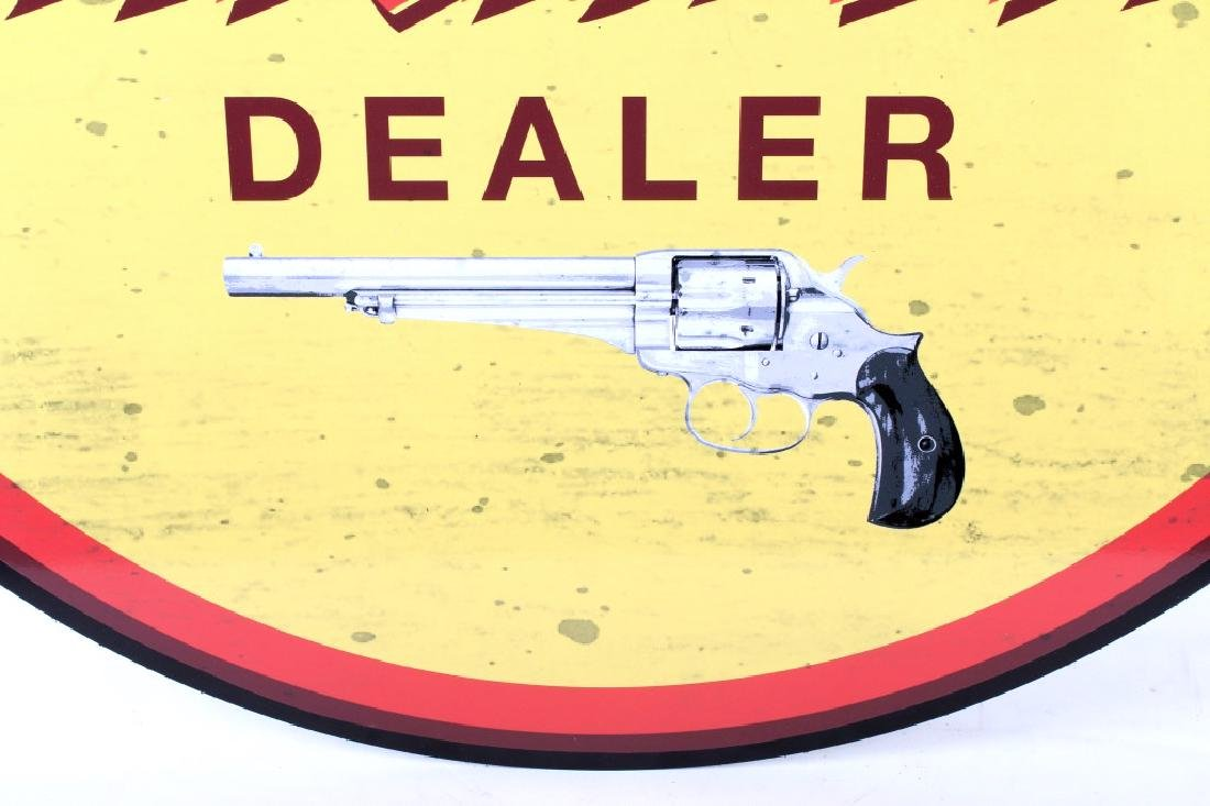 Authorized Winchester Dealer Advertising Sign - 4