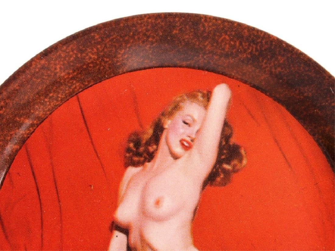 1950's Marilyn Monroe Nude Tip Tray Collection - 7