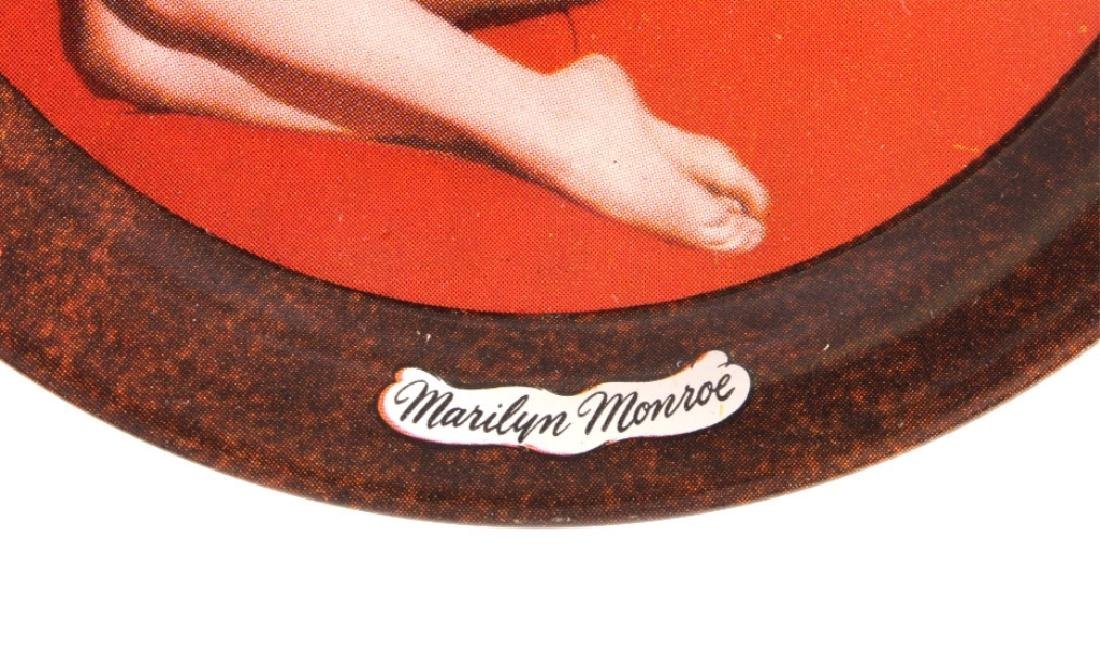 1950's Marilyn Monroe Nude Tip Tray Collection - 8