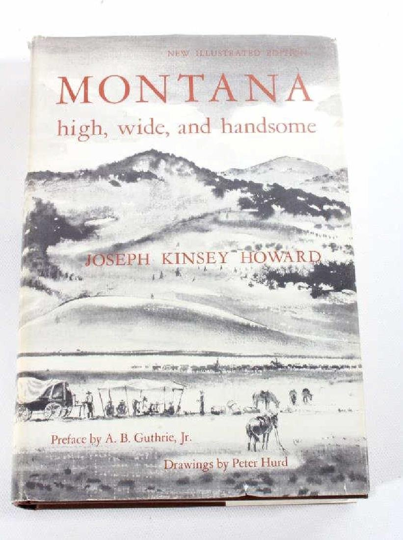 Montana Historical and Scholarly Books Collection - 5