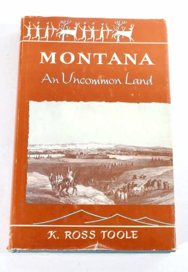 Montana Historical and Scholarly Books Collection - 6
